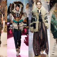 2015ファッショントレンド(エスニック)